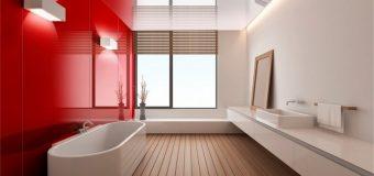 5 tiêu chí cần biết khi lựa chọn kính ốp tường trang trí